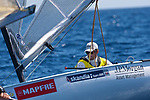 42 Princesa Sofi?a ,ISAF SAILING WORLDCUP , day 3 , 06.04.2011 ,  &copy;jrenedo