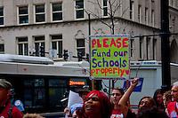 Chicago Teachers Union Rally 6-22-16
