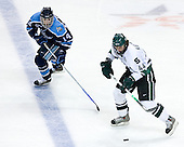 Billy Ryan (University of Maine - Milton, MA), Mike Ratchuk (Michigan State - Buffalo, NY) - The Michigan State Spartans defeated the University of Maine Black Bears 4-2 in their 2007 Frozen Four semi-final on Thursday, April 5, 2007, at the Scottrade Center in St. Louis, Missouri.