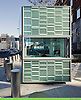 11 Metrotech Security (Police Kiosk) by WXY Architecture + Urban Design