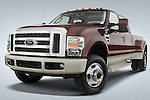 Ford F-350 King Ranch Super Duty Crew Cab Truck 2008
