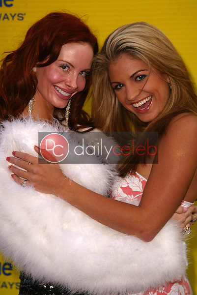 Phoebe Price and Bridgetta Tomarchio<br />