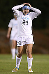 16 November 2012: UNC's Paige Nielsen. The University of North Carolina Tar Heels played the University of Illinois Fighting Illini at Fetzer Field in Chapel Hill, North Carolina in a 2012 NCAA Division I Women's Soccer Tournament Second Round game. UNC won the game 9-2.