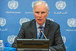 Press briefing by Mr. Philip Alston, UN Special Rapporteur on extreme poverty and human rights