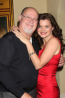 LOS ANGELES - DEC 17:  Ed Scott, Heather Tom at the 2011 Tom / Achor Annual Christmas Party at Private Home on December 17, 2011 in Glendale, CA
