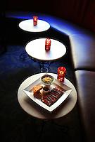 Flat-iron steak at Dahlia Lounge.