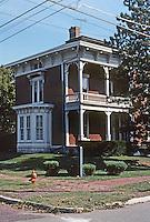Alton: U.S. Nixon House, 727 Langdon, c. 1864. Photo '77.