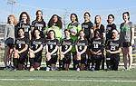 4-21-16, Huron High School girl's junior varsity soccer team