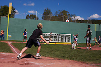Whiffle Ball Tournament at Little Fenway. Essex Junction, Vermont.