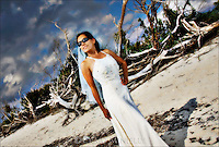 Cozumel Beach Bride Fab  - Feb 2007