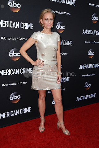 LOS ANGELES, CA - FEBRUARY 28: Penelope Ann Miller at the American Crime Premiere at the Ace Hotel in Los Angeles, California on February 28, 2015. Credit: David Edwards/DailyCeleb/MediaPunch