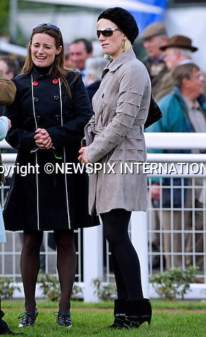 "Zara Phillips.attends the Cheltenham Festival 2011 which celebrates its Centenary today, Cheltenham_15/03/2011.Mandatory Credit Photo: ©DIAS-NEWSPIX INTERNATIONAL..**ALL FEES PAYABLE TO: ""NEWSPIX INTERNATIONAL""**..IMMEDIATE CONFIRMATION OF USAGE REQUIRED:.Newspix International, 31 Chinnery Hill, Bishop's Stortford, ENGLAND CM23 3PS.Tel:+441279 324672  ; Fax: +441279656877.Mobile:  07775681153.e-mail: info@newspixinternational.co.uk"