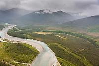 Middle fork of the Koyukuk river, arctic, Alaska.