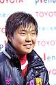 Ji So-Yun (Leonessa), NOVEMBER 30, 2011 - Football / Soccer : TOYOTA Vitz Cup during Frendiy Women's Football match INAC Kobe Leonessa 1-1 Arsenal Ladies FC at National Stadium in Tokyo, Japan. (Photo by Jun Tsukida/AFLO SPORT) [0003]