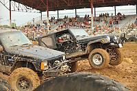 4x4 Mud Races 072314