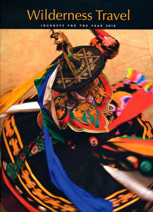 Wilderness Travel cover-Paro Festival, Paro, Bhutan
