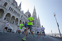 Budapest Half Marathon 2015