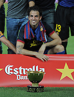 Fussball international 2011, Gamper Cup: FC Barcelona - SSC Neapel
