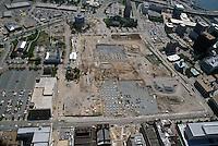1997 April 16..Redevelopment..Macarthur Center.Downtown North (R-8)..LOOKING EAST...NEG#.NRHA#..