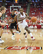 Alex Johnson, NC State University vs Princeton at the RBC Center, Raleigh, NC, Wednesday, November 16, 2011. .
