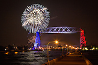 &quot;Duluth Fireworks&quot;<br />