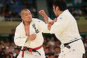 (L to R) Keiji Suzuki (JPN), Ryuta Ishii (JPN), .April 29, 2012 - Judo : .2012 All Japan Judo Championships, Semi-Final .at Nihon Budokan, Tokyo, Japan. .(Photo by Daiju Kitamura/AFLO SPORT) [1045]