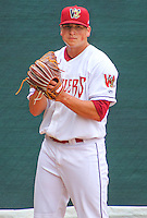 2014 July 21 Dayton Dragons (Reds) @ Wisconsin Timber Rattlers (Brewers)