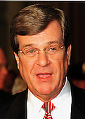 United States Senate Majority Leader Trent Lott (Republican of Mississippi) speaks to reporters after the U.S. Senate Impeachment Trial session in the U.S. Capitol in Washington, D.C. on January 21, 1999..Credit: Ron Sachs / CNP