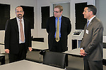 Nevada Governor Brian Sandoval  meets executives of BMM Testlabs, The gaming testing laboratory and technical consultancy. to show support of local businesses expanding globally