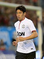 FUSSBALL  INTERNATIONAL Testspiel 2012/2013  08.08.2012 Manchester United  - FC Barcelona  Shinji Kagawa (Manchester United FC)