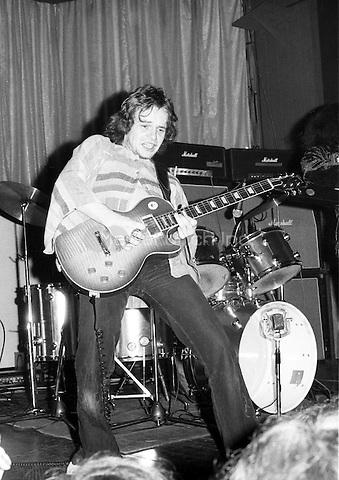 Free performing in 1972.  Credit: Ian Dickson/MediaPunch