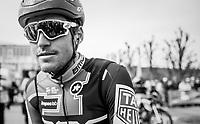 Greg Van Avermaet (BEL/BMC) pre-race<br /> <br /> 60th E3 Harelbeke (1.UWT)<br /> 1day race: Harelbeke &rsaquo; Harelbeke - BEL (206km)