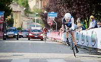 2013 Giro d'Italia.stage 8: iTT from Gabicce Mare to Saltara.54,8 km..Robert Gesink (NLD)