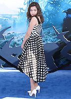 HOLLYWOOD, LOS ANGELES, CA, USA - MAY 28: Bailee Madison at the World Premiere Of Disney's 'Maleficent' held at the El Capitan Theatre on May 28, 2014 in Hollywood, Los Angeles, California, United States. (Photo by Xavier Collin/Celebrity Monitor)