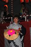 Japanese Dancer Bon Festival