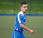 St Johnstone U16's.Dale Murray.Picture by Graeme Hart..Copyright Perthshire Picture Agency.Tel: 01738 623350  Mobile: 07990 594431