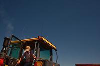 Chugwater, Wyoming, August 17, 2011 -