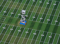aerial photograph,  University of Kentucky,Commonwealth Stadium, Lexington, Kentucky