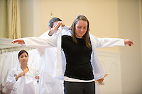 White Coat Ceremony, class of 2015. Whitney Creed.