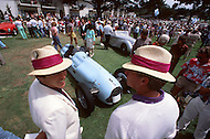 August 26th, 1984. 1952 Talbot-Lago T26 E Course Monoplace.