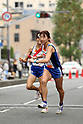 Rina Yamazaki (Panasonic), NOVEMBER 3, 2011 - Ekiden : East Japan Industrial Women's Ekiden Race at Saitama, Japan. (Photo by Toshihiro Kitagawa/AFLO)