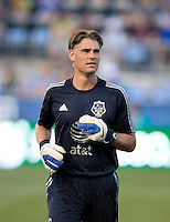 Pat Onstad.  The MLS All-Stars defeated Chelsea, 3-2.