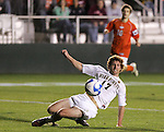 14 December 2007: Wake Forest's Cody Arnoux. The Wake Forest University Demon Deacons defeated the Virginia Tech University Hokies 2-0 at SAS Stadium in Cary, North Carolina in a NCAA Division I Men's College Cup semifinal game.