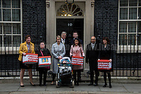 09.02.2017 - Save Children's Heart Service at Glenfield Hospital - Petition to Downing St.