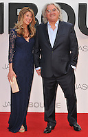 Joanna Greengrass &amp; Paul Greengrass at the &quot;Jason Bourne&quot; European film premiere, Odeon Leicester Square cinema, Leicester Square, London, England, UK, on Monday 11 July 2016.<br /> CAP/CAN<br /> &copy;CAN/Capital Pictures /MediaPunch ***NORTH AND SOUTH AMERICAS ONLY***