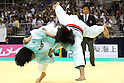 (L to R) Riho Okamoto (JPN), Haruna Asami (JPN), .May 13, 2012 - Judo : .All Japan Selected Judo Championships, Women's -48kg class Quarterfinal .at Fukuoka Convention Center, Fukuoka, Japan. .(Photo by Daiju Kitamura/AFLO SPORT) [1045]