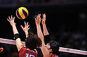 The ambiance shot,.MAY 23, 2012 - Volleyball : FIVB the Women's World Olympic Qualification Tournament for the London Olympics 2012, between Japan 1-3 Korea at Tokyo Metropolitan Gymnasium, Tokyo, Japan. (Photo by Jun Tsukida/AFLO SPORT) [0003].