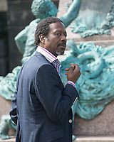 13/08/10 Clarke Peters - The Wire