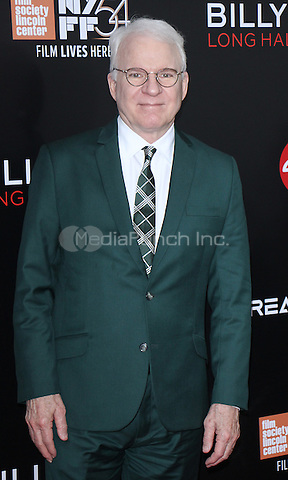 NEW YORK, NY-October 14:Steve Martin at NYFF54 Special Wortldf Premiere Presentation Billy Lynn's Halftime Walk at AMC Lincoln Square in New York.October 14 , 2016. Credit:RW/MediaPunch