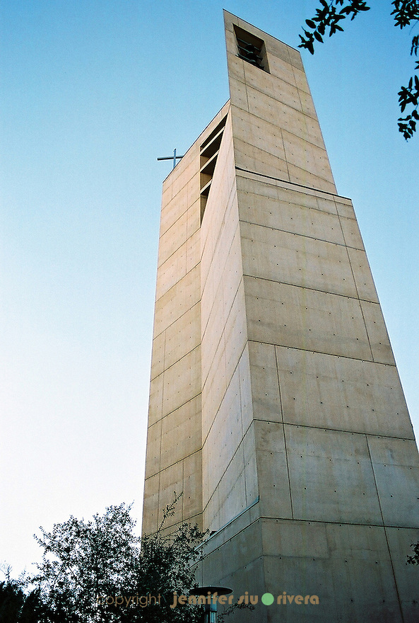 Our Lady of the Angels (Los Angeles Cathedral) by Spanish architect Rafael Moneo